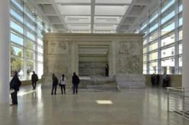 il museo dell'ara pacis di_roma